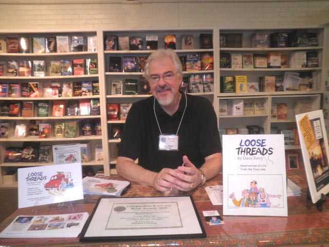 Book signing at the BIG E, Sept. 24, 2011